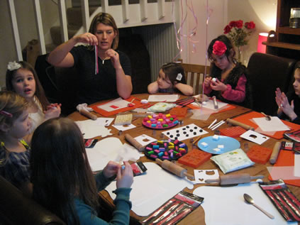 craft party
